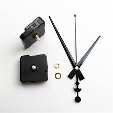 15pcs quartz clock movement kits with