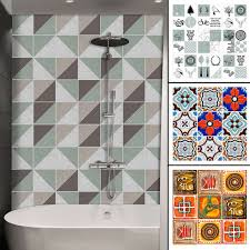 Ukap 100x Removable Waterproof Self Adhesive Wall Decal Tile Vinyl Sticker Diy Kitchen Home Decor Walmart Com Walmart Com