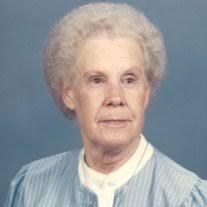 Myrtle Collins – Wheeler Woodlief Funeral Home