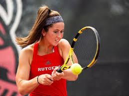 Vineland alum Tess Fisher wins three matches for Rutgers at Army ...