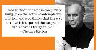 When Thomas Merton called me 'utterly stupid' | National Catholic Reporter