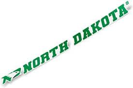 University Of North Dakota Und Fighting Hawks Nodak Ncaa Vinyl Decal Laptop Water Bottle Car Scrapbook 70s Name Sticker Sports Outdoors Decals