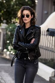 consider when ing a leather jacket