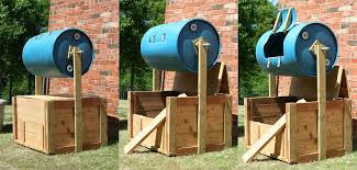 do it yourself compost tumbler