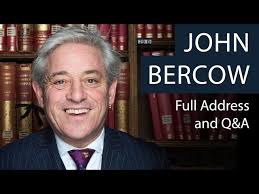 John Bercow | Full Address and Q&A | Oxford Union - YouTube