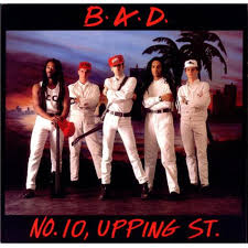 Big Audio Dynamite - no. 10, upping st. LP - Amazon.com Music