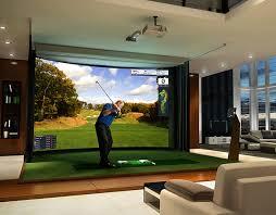 best golf simulators for home