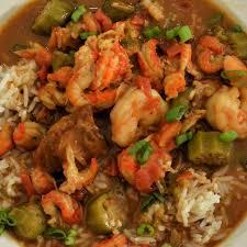 Shrimp Crawfish Gumbo Recipes