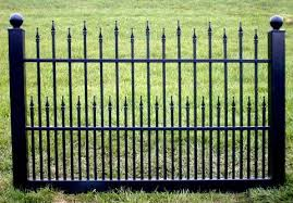 Wholesale Nationwide Supplier Black Vinyl Fences Black Pvc Fence Gates Hardware Parts And Accessories