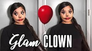 makeup easy clown deca