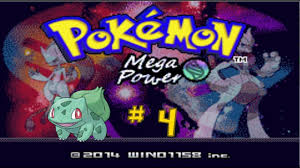 Pokemon Mega Power ( Rom Hack ) Part 2 -MEGA MEWTWO X Gameplay ...