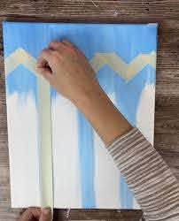 Garden Fence Painting On Canvas Step By Step With Pictures And Video