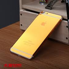 24k Gold Plated Iphone 6s Plus Made By Daqin Custom Mobile Case Machine Custom Phone Case Machine Custom Mobile Sticker System Screen Protector Cutter Chinee Net