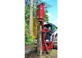 Farm Force Hydraulic Post Driver For Sale Machinery Attachments Wagga Wagga 2650 New 1353665 Agtrader Australia