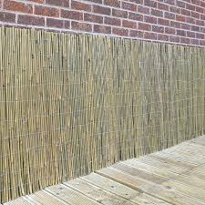 Bamboo Cane Screening Roll 5ft X 13ft 1 5m X 4m Garden Fence Waltons