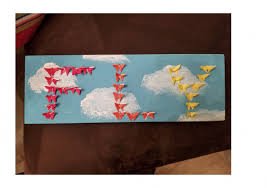 "ButterFLY"" by Abigail Wood | ArtFields Art Competition"