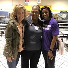 We love you, Mrs. Ida! Today we honored... - Trace Crossings Elementary |  Facebook