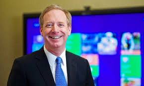 Microsoft Chief Legal Officer Brad Smith Criticizes Trump's Tactics Against  Huawei | Corporate Counsel