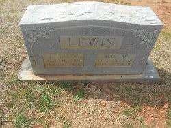 Mae Addie Morgan Lewis (1918-2009) - Find A Grave Memorial