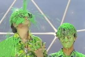 what s nickelodeon s slime made of