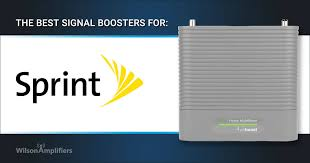 7 sprint cell phone signal boosters to