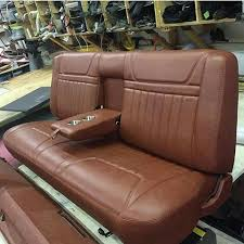 truck bench seat with fold down
