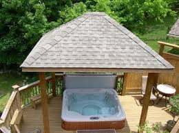 Creating Home Hot Tub Privacy