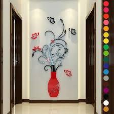 3d Flower Wall Sticker Zeppy Io