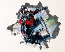 Ant Man Decal Etsy