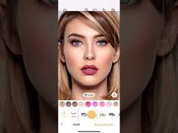 perfect365 one tap makeover apps on