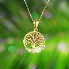 life pendants necklaces