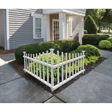 2 5 Ft H X 3 5 Ft W Ashley Accent Fence Panel Backyard Landscaping Backyard Front Yard Fence