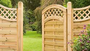 Garden Gates Wooden Garden Gates Accessories Homebase