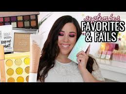 fails 2019 fall beauty essentials