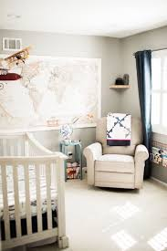 This Nursery Will Make You Want To Travel With Your Kids The Everymom