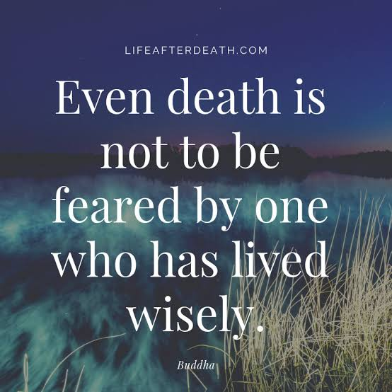 Quotes about Heaven and Death