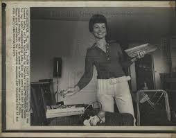 1973 Press Photo Nola Smith Recruits Women Administration White House |  Historic Images