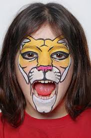 scary makeup ideas for kids