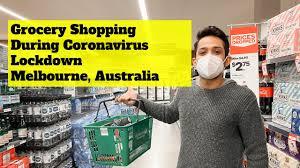 Coronavirus Lockdown COVID 19 Melbourne ...