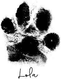 Crafts Paw Print Stamp Other Crafts Other Crafts Crafts
