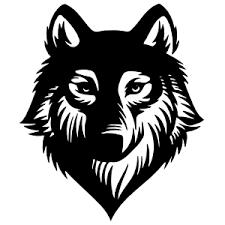 Wolf Car Decals Stickers Wild Animal Stickers