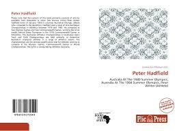 Peter Hadfield, 978-613-9-27254-9, 6139272548 ,9786139272549