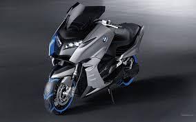 بي إم دبليو سكوتر مفهوم C مفهوم C 2010 الدراجات النارية