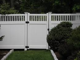 Vinyl Fencing Gates Fence Ideas