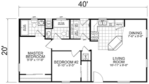 2 bed 2 bath floor plan 24 x 40 yahoo