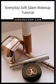 everyday soft glam makeup tutorial