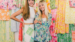 What the Lilly Pulitzer Team Wears to ...