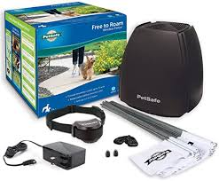 Petsafe Free To Roam Dog And Cat Wireless Fence Above Ground Electric Pet Fence From The Parent Company Of Invisible Fence Brand Amazon Ca Pet Supplies