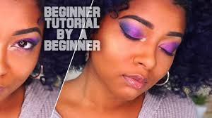 beginner makeup tutorial for black