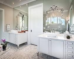 venetian mirrors bathroom vanity